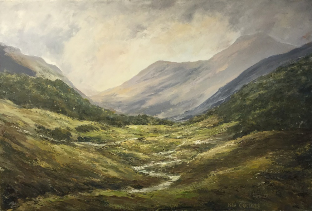 Lake District Scene - Kip Combes